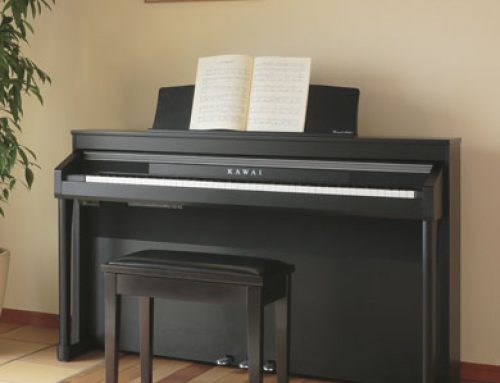 KAWAI  CA-97 digital piano with Soundboard Speaker System
