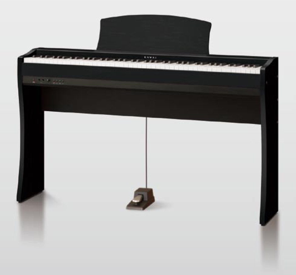 kawai cl 26 digital piano all about pianos. Black Bedroom Furniture Sets. Home Design Ideas