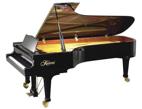 Kawai World-Class 9 ft EX Concert Grand Piano