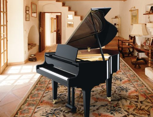 2010 Kawai GM-12 5 ft baby grand piano