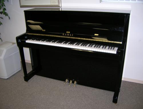 New KAWAI  K-200 studio piano
