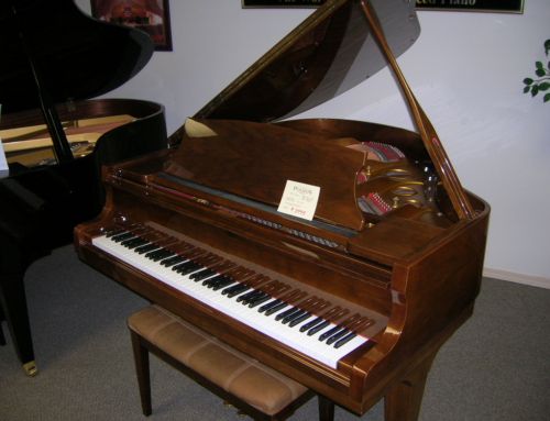 1986 Sojin DG-1  5'2″ baby grand piano