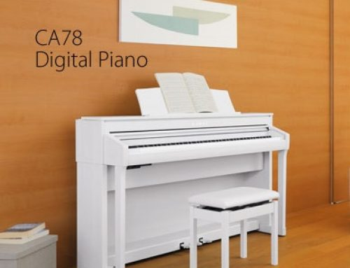 KAWAI  CA-78 digital piano