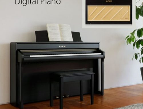 KAWAI  CA-98 digital piano with Soundboard Speaker System