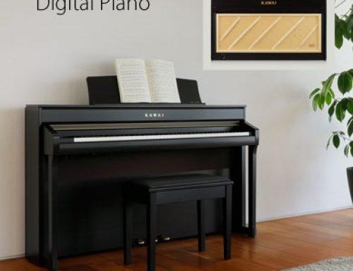 KAWAI  CA-98 digital piano with Soundboard Speaker System