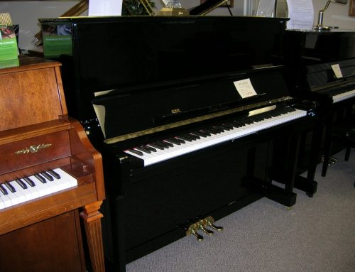 2010 Pearl River 51″ upright piano