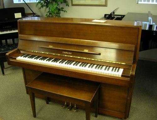 1973 Yamaha P-2 45″ studio piano