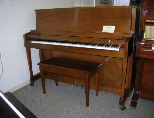 1983 Baldwin 45″ studio piano – $2,295