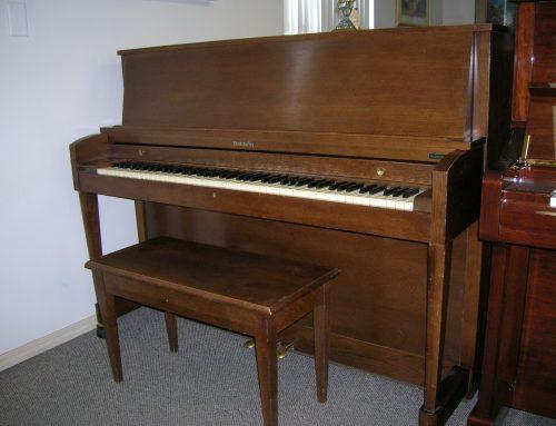 1982 Baldwin 45″ studio piano – $1,595