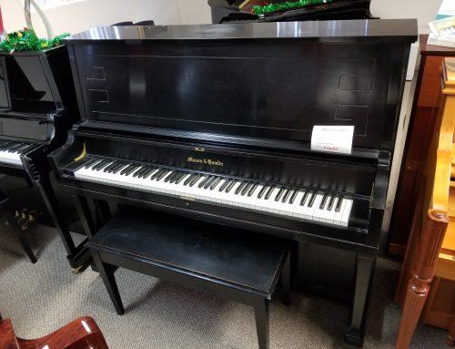 1981 Mason & Hamlin model 50 upright piano