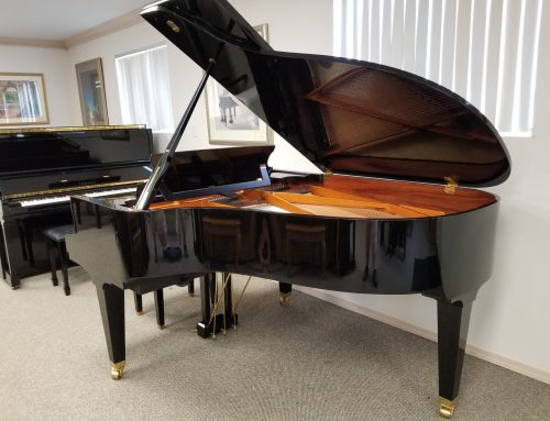 1998 Schimmel SP-182T  6 ft ebony polish grand piano $19,950