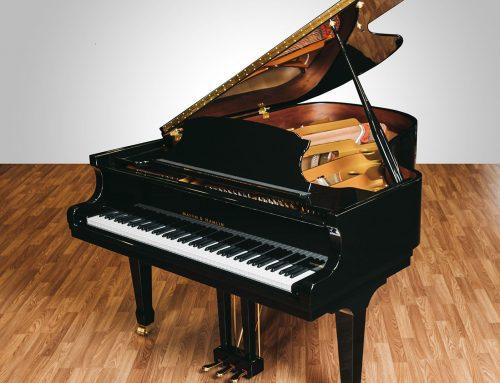 Mason & Hamlin Artist Series grand & upright pianos