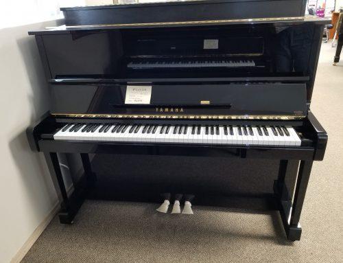 1987 Yamaha MC-301 48″ upright piano – $6895